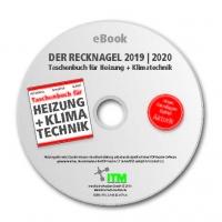 DER RECKNAGEL Taschenbuch für Heizung+Klimatechnik - EBOOK-Version auf CD-Rom